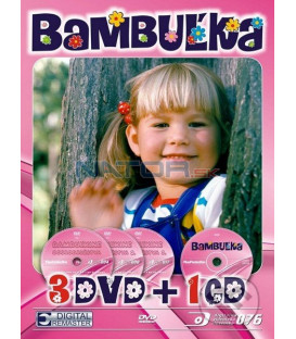 Bambuľka (3 DVD + 1 CD) DVD
