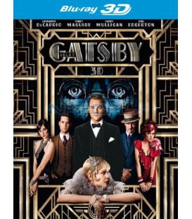 Velký Gatsby (The Great Gatsby) 2Blu-ray 3D+2D