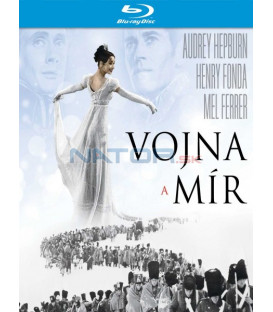 Vojna a mír (War & Peace ) - Blu-ray