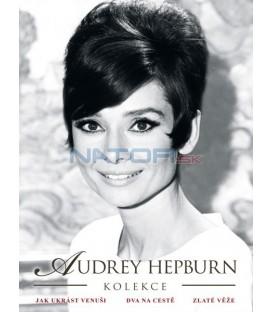 Audrey Hepburn kolekce 3DVD   (Audrey Hepburn kolekce)