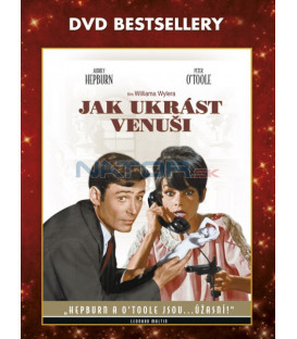 Jak ukrást Venuši (How to Steal a Million) - DVD bestsellery