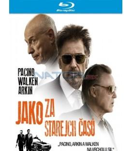 Jako za starejch časů (Stand Up Guys) - Blu-ray
