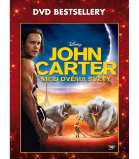 John Carter: Mezi dvěma světy (John Carter) - DVD bestsellery