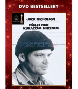 Přelet nad kukaččím hnízdem (One Flew Over the Cuckoos Nest) - CZ DABING - DVD bestsellery