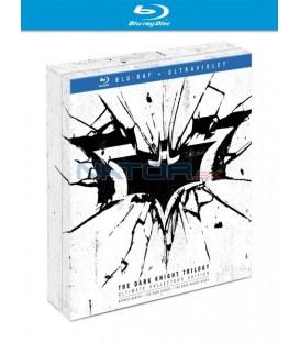 Temný rytíř trilogie - finální sběratelská kolekce (Dark Knight Trilogy UCE) 6xBlu-ray