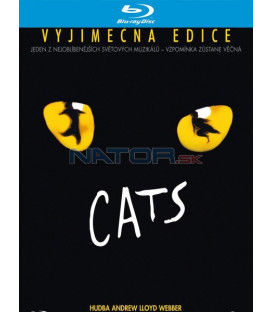 Cats (Cats) 1998 - Blu-ray