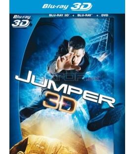 JUMPER 3D (Speciální edice) - Blu-ray 3D + 2D + DVD