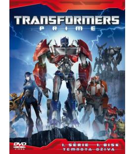 TRANSFORMERS PRIME 1. SÉRIE (Transformers Prime Season 1) Disk 1 - DVD