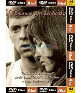 Romance pro křídlovku DVD