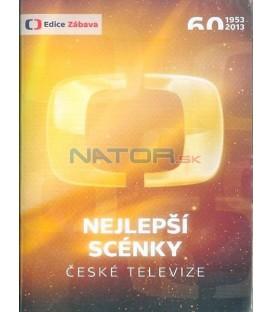 Nejlepší scénky České televize 4XDVD