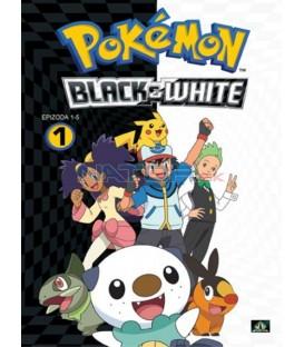 Pokémon: Black & White 01.-05.díl (DVD 1)