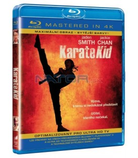 Karate Kid 2010 (4 K MASTERED) BLU-RAY