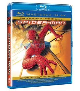 Spider-Man (4 K MASTERED) BLU-RAY