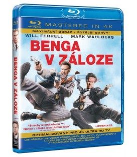 Benga v záloze (The Other Guys) (4 K MASTERED) BLU-RAY