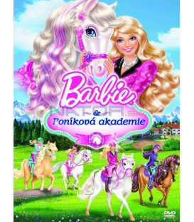 BARBIE A PONÍKOVÁ AKADEMIE (Barbie & Her Sisters in A Pony Tale) DVD
