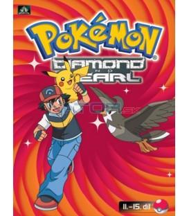 Pokémon: Diamond and Pearl 11.-15.díl (DVD 3)