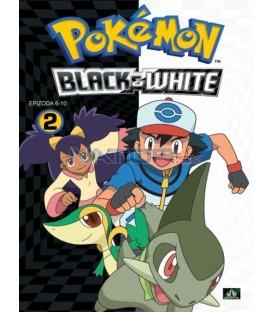 Pokémon: Black & White 06.-10.díl (DVD 2)