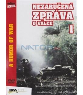 Kolekcia Nezaručená zpráva o válce 1+2 (A Rumor of War) DVD