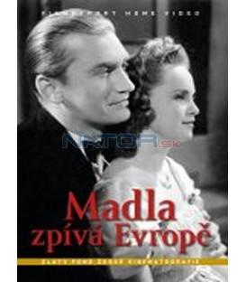 Madla zpívá Evropě DVD