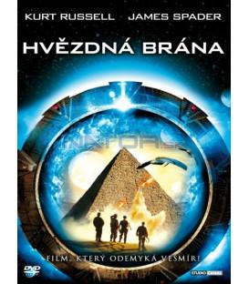 Hvězdná brána (Stargate) DVD