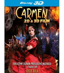 CARMEN (2012) - Blu-ray 3D + 2D