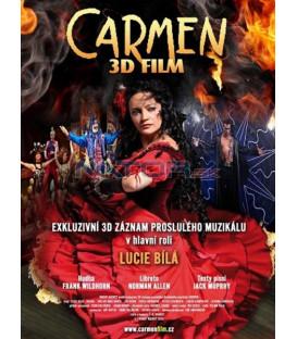 CARMEN (2012) - DVD