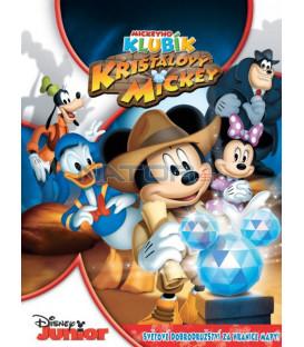 MICKEYHO KLUBÍK: KŘIŠŤÁLOVÝ MICKEY (Mickey Mouse Clubhouse: Quest for the Crystal Mickey) DVD