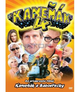 Kameňák 4 DVD