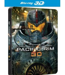 PACIFIC RIM: ÚTOK NA ZEMI (Pacific Rim) - 3 X Blu-ray 3D + 2D Futurepak