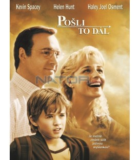 Pošli to dál (Pay it forward) DVD