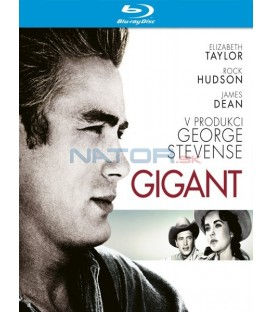 Gigant (Giant) - Blu-ray