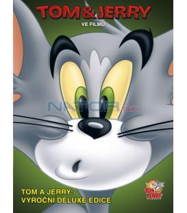Tom a Jerry: Výroční Deluxe edice 2DVD (Tom and Jerry Deluxe Anniversary Collection)- WB dětská edice DVD