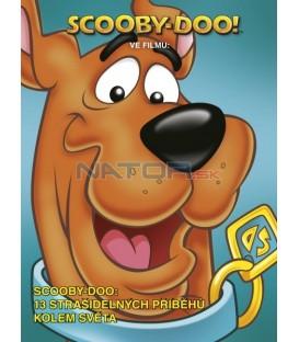 Scooby-Doo: 13 strašidelných příběhů kolem světa 2DVD (Scooby-Doo! 13 Spooky Tales around the World) - WB dětská edice DVD
