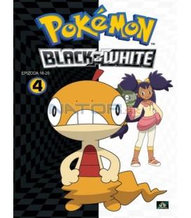 Pokémon: Black & White 16.-20.díl (DVD 4)