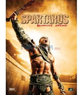 Spartakus: Bohové arény (Spartacus: Gods of the Arena) 3 X DVD