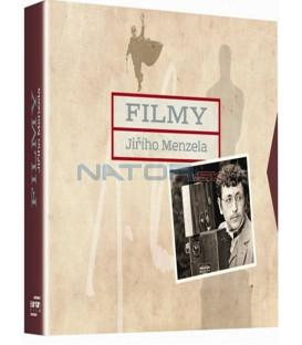 Kolekce Jiřího Menzela 18 X DVD filmů