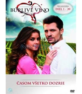 Búrlivé víno 5 x DVD ( 1 séria, 1-20 )