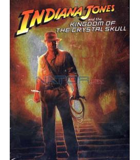 Indiana Jones a království křišťálové lebky 2DVD Steelbook (Indiana Jones and the kingdom of the crystal skull 2DVD Steelbook)