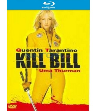 Kill Bill 1 (Kill Bill 1) - Blu-ray
