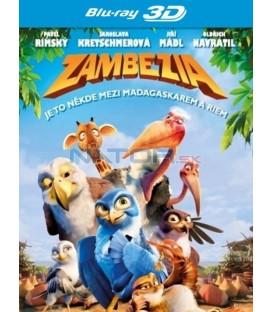 ZAMBEZIA (Zambezia) - 3D/2D Blu-ray