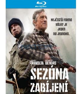 Sezóna zabíjení (Killing Season) - Blu-ray