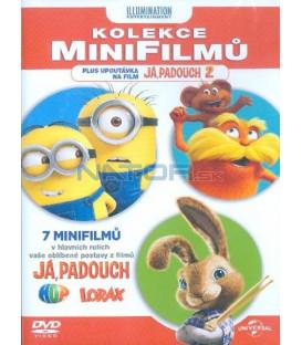 Kolekce minifilmů, 7 mini  filmů DVD