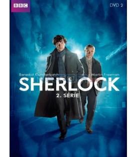 Sherlock 2. séria - II.DVD
