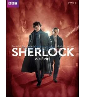 Sherlock 2. séria - I.DVD