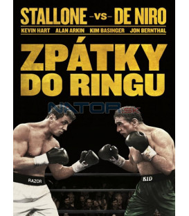 Zpátky do ringu (Grudge Match) DVD Sylvester Stallone