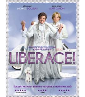 LIBERACE! (Behind the Candelabra) DVD