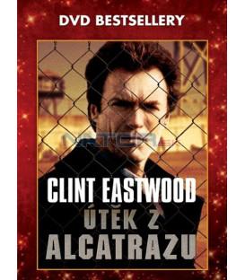 ÚTĚK Z ALCATRAZU (Escape from Alcatraz)  CZ DABING !!! - DVD bestsellery