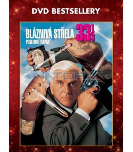 BLÁZNIVÁ STŘELA 33 A 1/3: POSLEDNÍ TRAPAS - CZ DABING !!! - DVD bestsellery