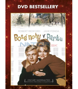 BOSÉ NOHY V PARKU (Barefoot in the Park) CZ DABING !!! - DVD bestsellery