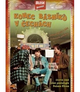 Konec básníků v Čechách DVD